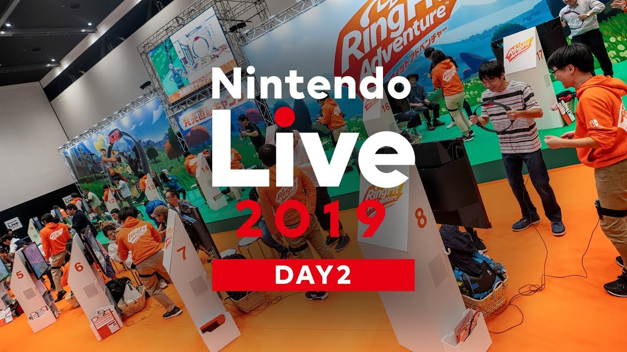 Nintendo Live 2019: Day 2 game popularity revealed
