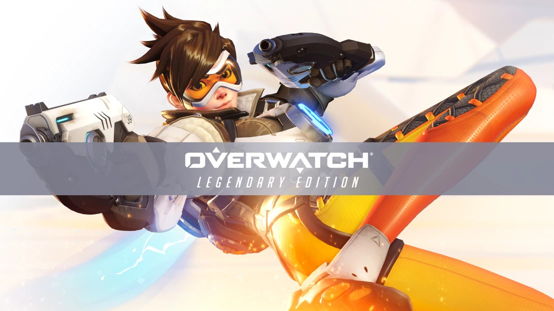 Calling All Heroes—Overwatch Legendary Edition Arrives on Switch