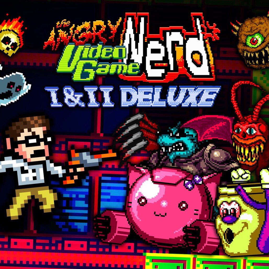 Angry Video Game Nerd I & II Deluxe Demo to be on-hand at EGX London