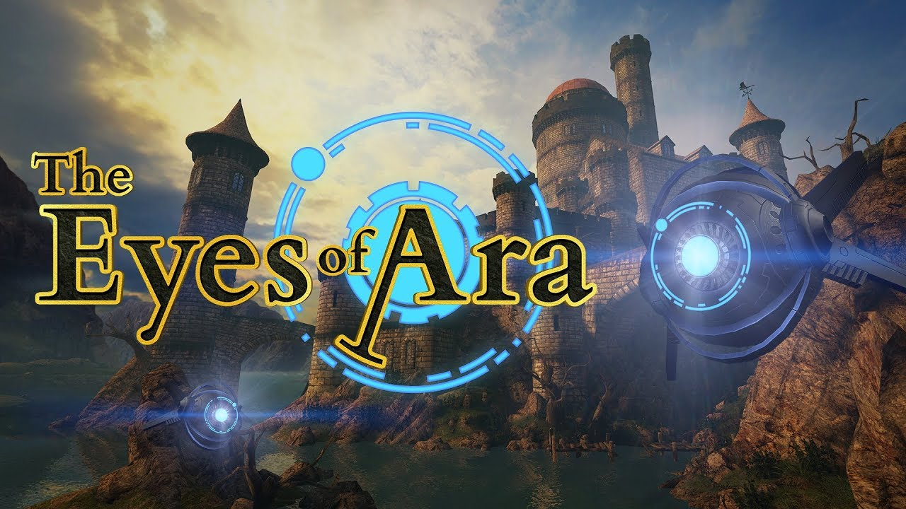 Open The Eyes of Ara for Puzzle Adventures on Switch Today