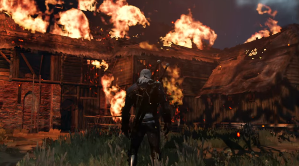 Check out the Japanese launch trailer for The Witcher 3: Wild Hunt Complete Edition