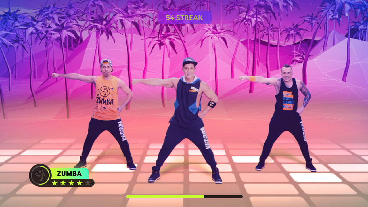 Zumba: Burn it Up! now available to preload