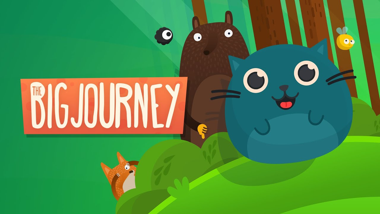 """Casual jump 'n' roll adventure """"The Big Journey"""" comes to Switch on Oct. 31st, 2019"""