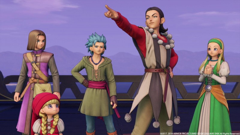 Square-Enix talks about their work squeezing Dragon Quest XI's file size down to fit on Switch