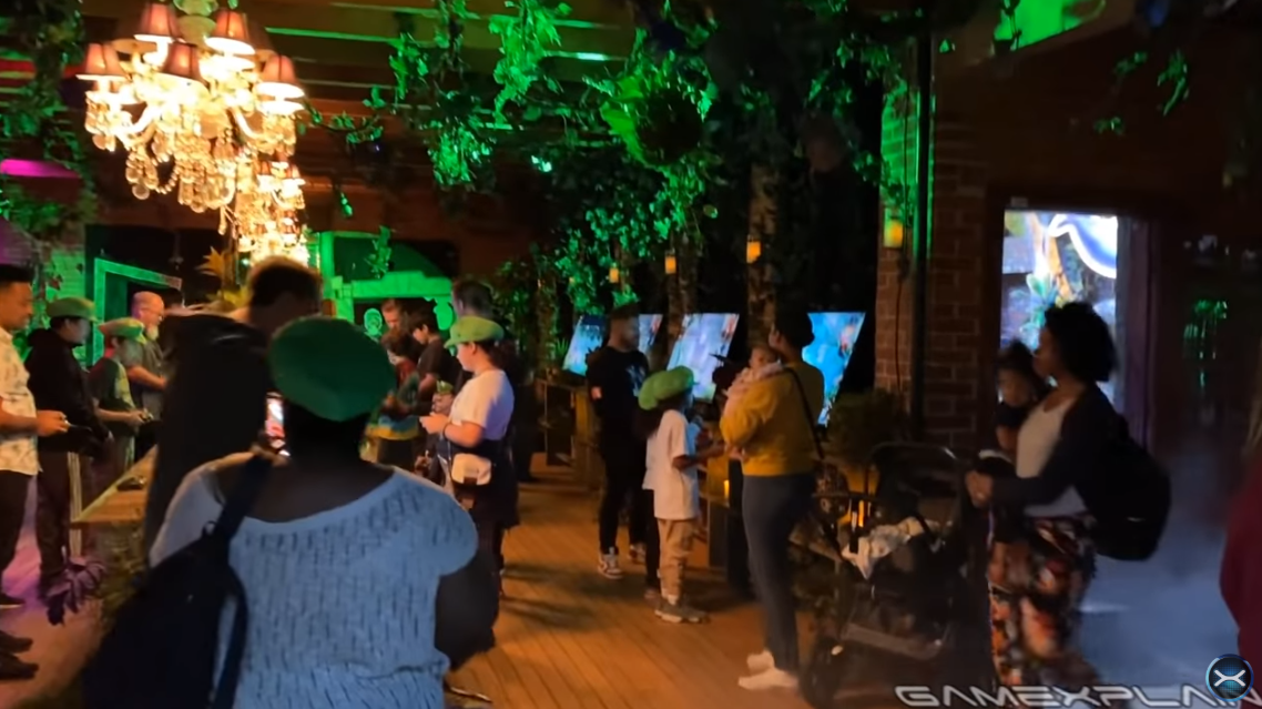 Nintendo brings Luigi's Mansion 3 into real life with a special preview event