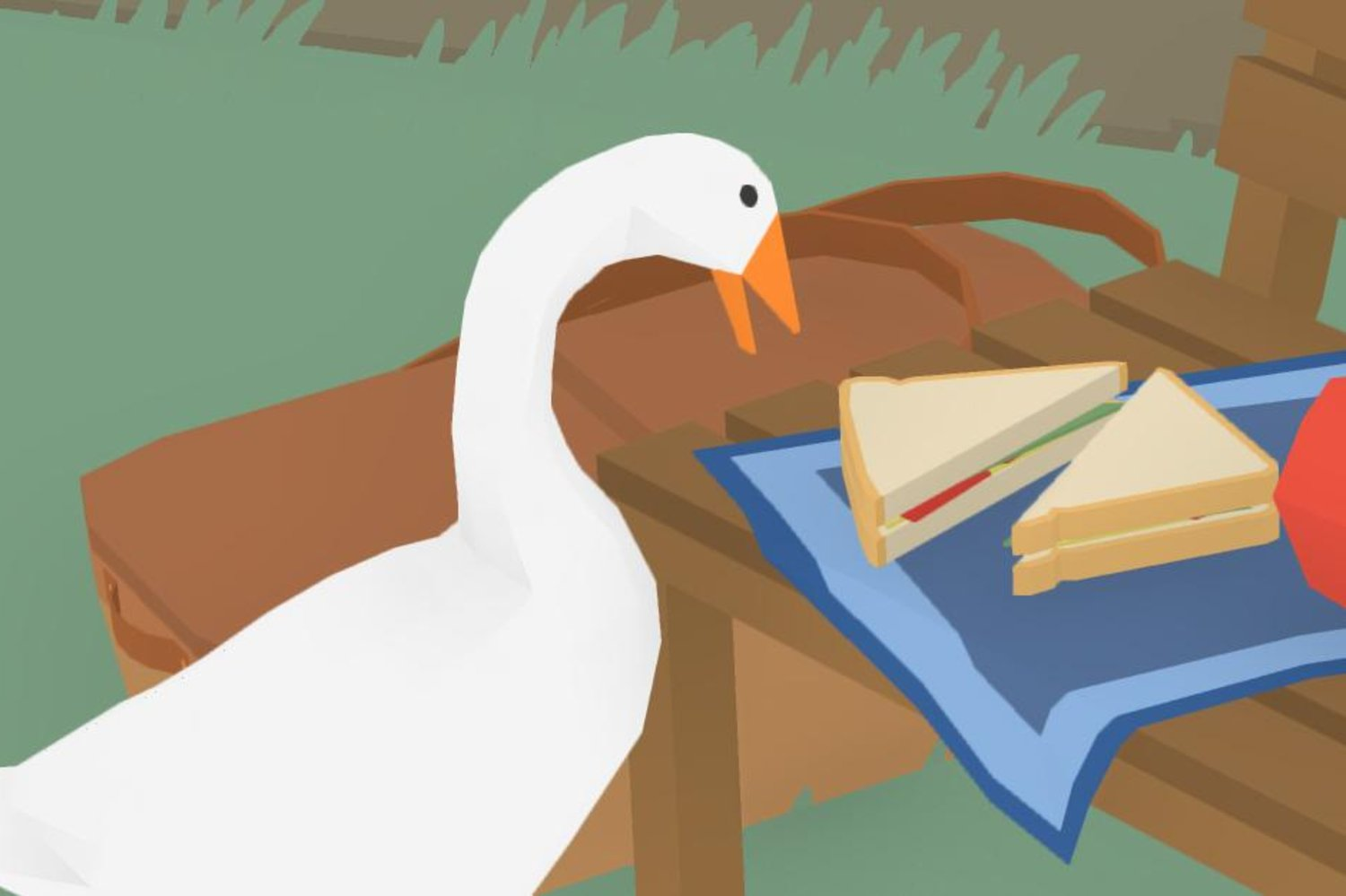 Untitled Goose Game devs explains why they chose a goose in an interview with Nintendo