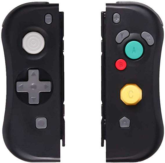 SADES releases GameCube-style Joy-Con for Switch