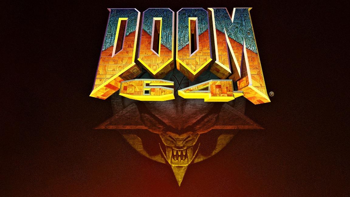 Doom 64 - Official Announce trailer