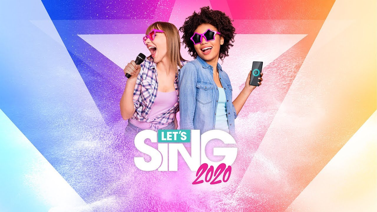 Let's Sing 2020 out now on Switch