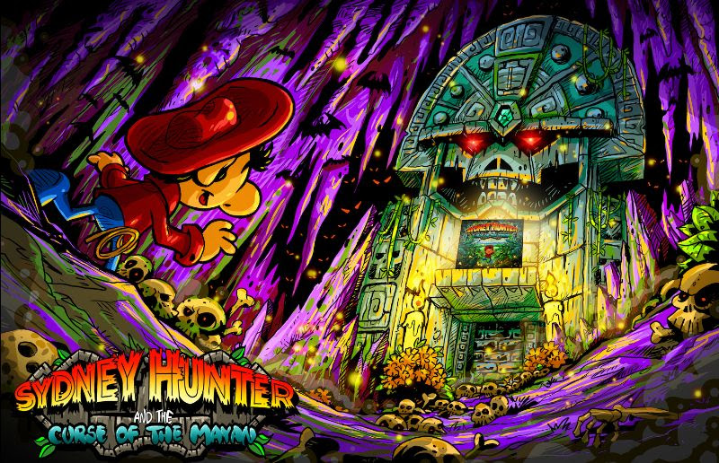 Gamester81's Sydney Hunter and the Curse of the Mayan celebrates Día de los Muertos with a 50% discount on Switch