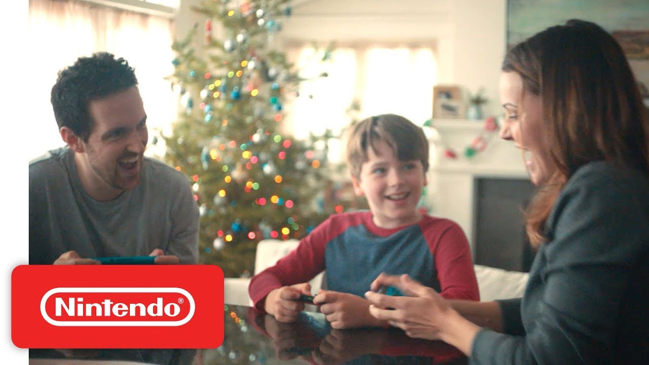 """Nintendo releases """"Switch My Way"""" commercial featuring Mario Kart 8 Deluxe & Luigi's Mansion 3"""