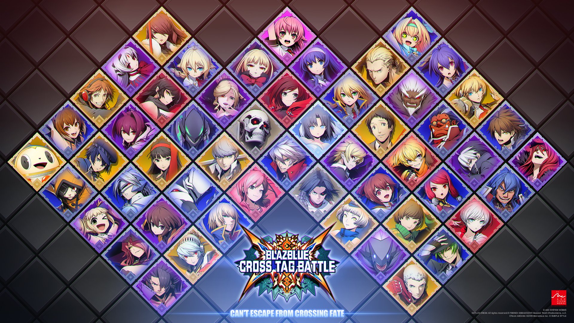 BlazBlue Cross Tag Battle's digital release to be replaced on Nov. 21st, 2019