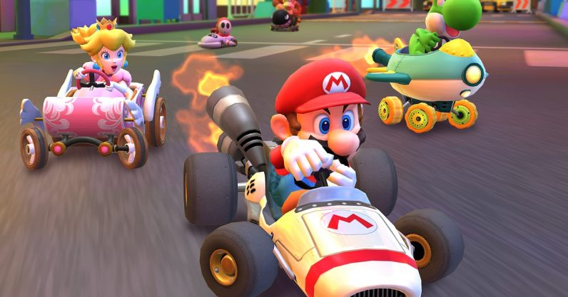 Nintendo says Mario Kart Tour is off to a very good start, and they plan to manage the game to its full potential, no word on a Chinese release