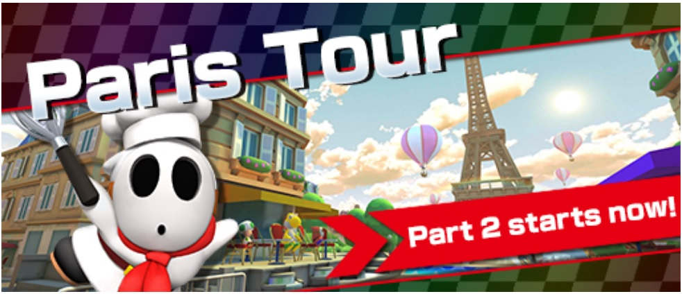 Mario Kart Tour - content update for Nov. 13th, 2019
