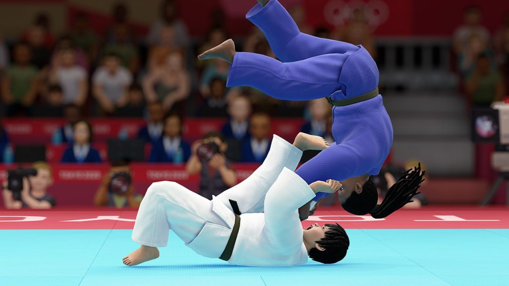 Olympic Games Tokyo 2020: The Official Video Game adds in Judo, and more athletes - GoNintendo