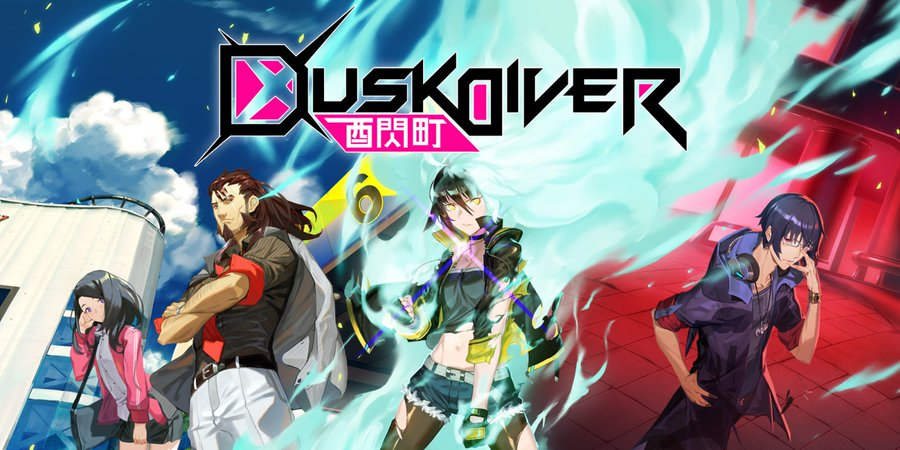 Dusk Diver - new update fixes bugs and adjusts super armour