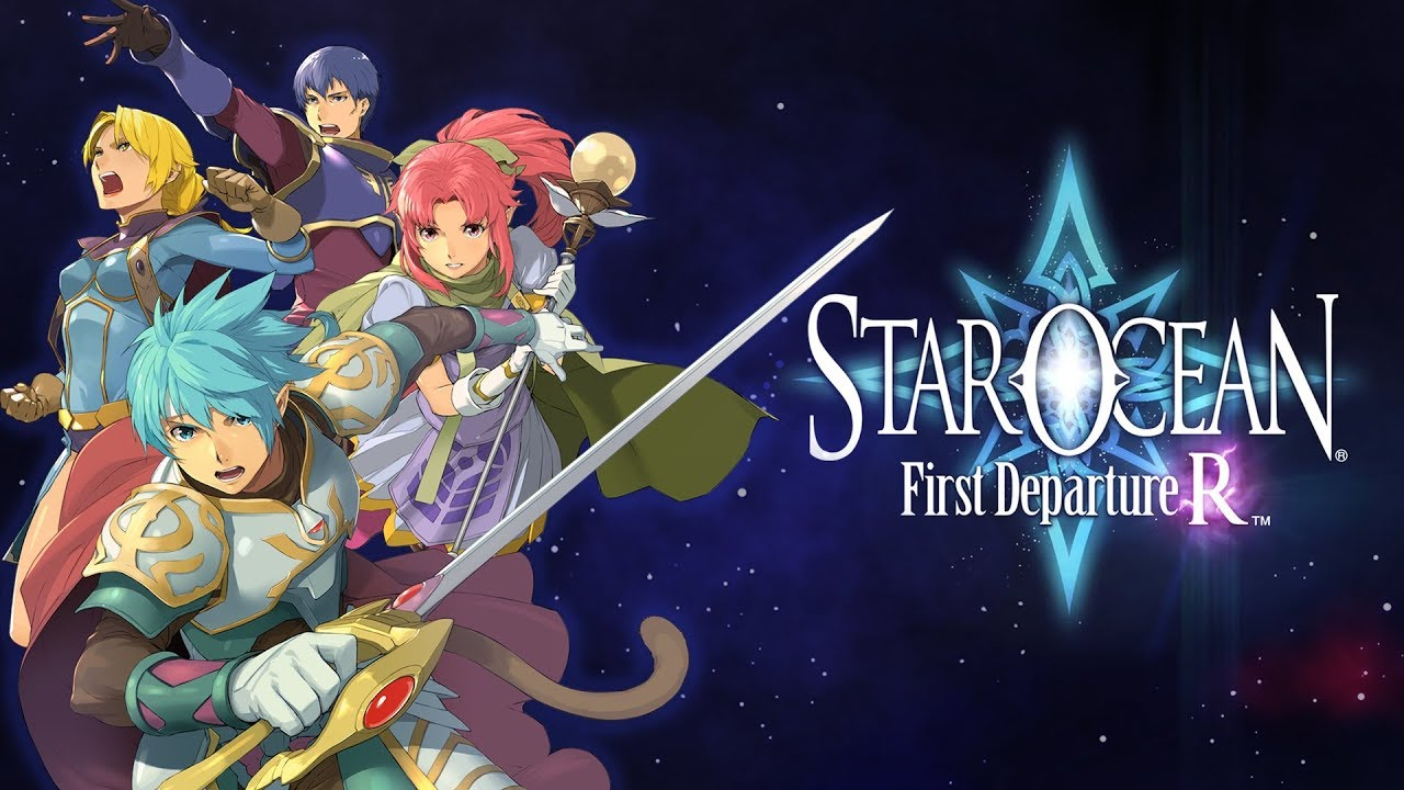 Star Ocean: First Departure R Now Available on Switch