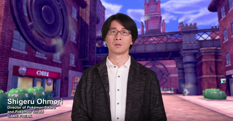 Pokemon Sword and Shield director shares a special message with fans