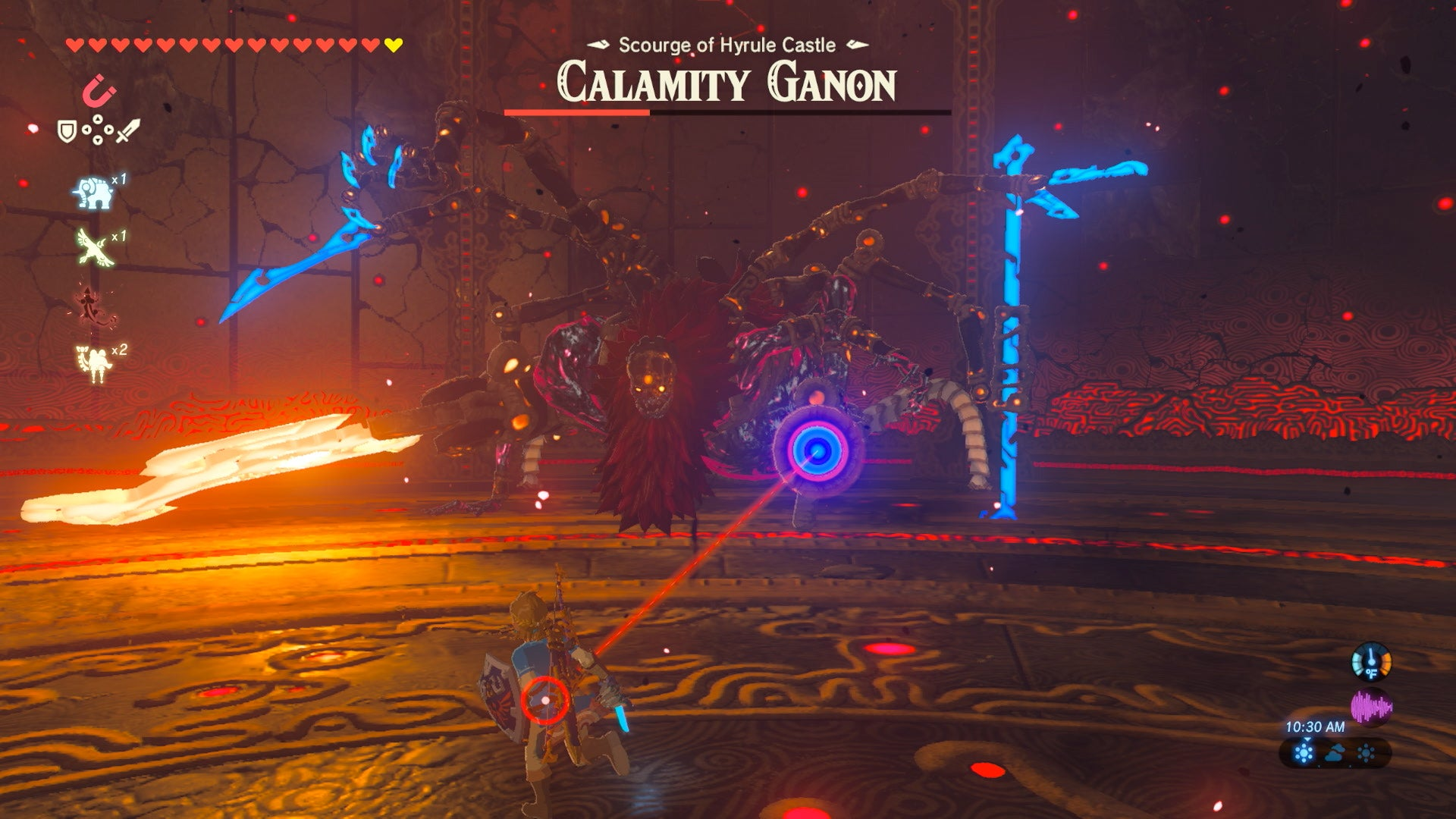 Zelda: Breath of the Wild glitch lets you take out Ganon in one hit