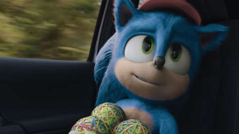 Sonic the Hedgehog movie receives a PG rating   GoNintendo