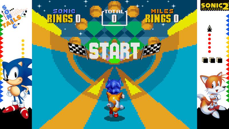 SEGA AGES Sonic the Hedgehog 2 releasing in Japan this week