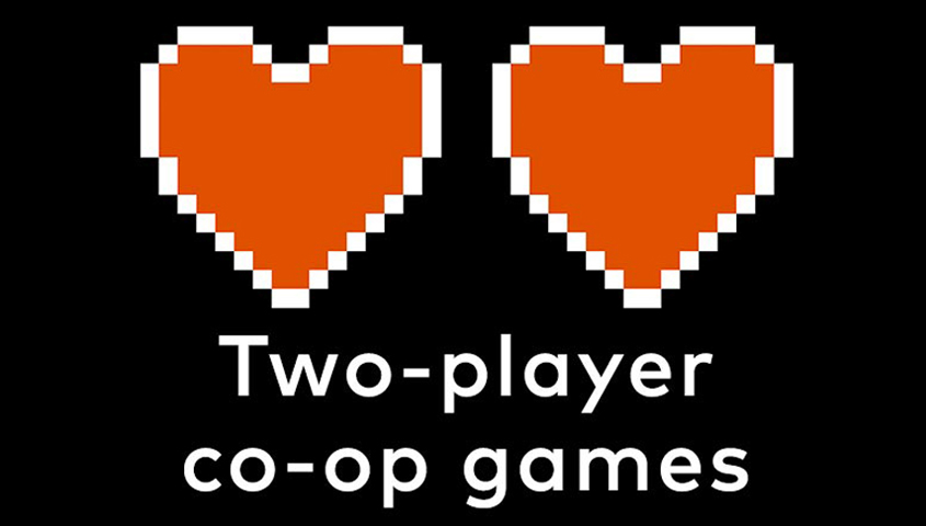 Pass a controller and gear up for these co-op games