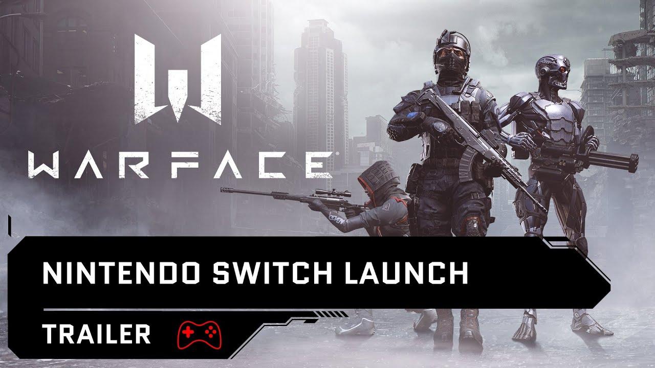 """Warface lands on Switch alongside massive """"Titan"""" update"""