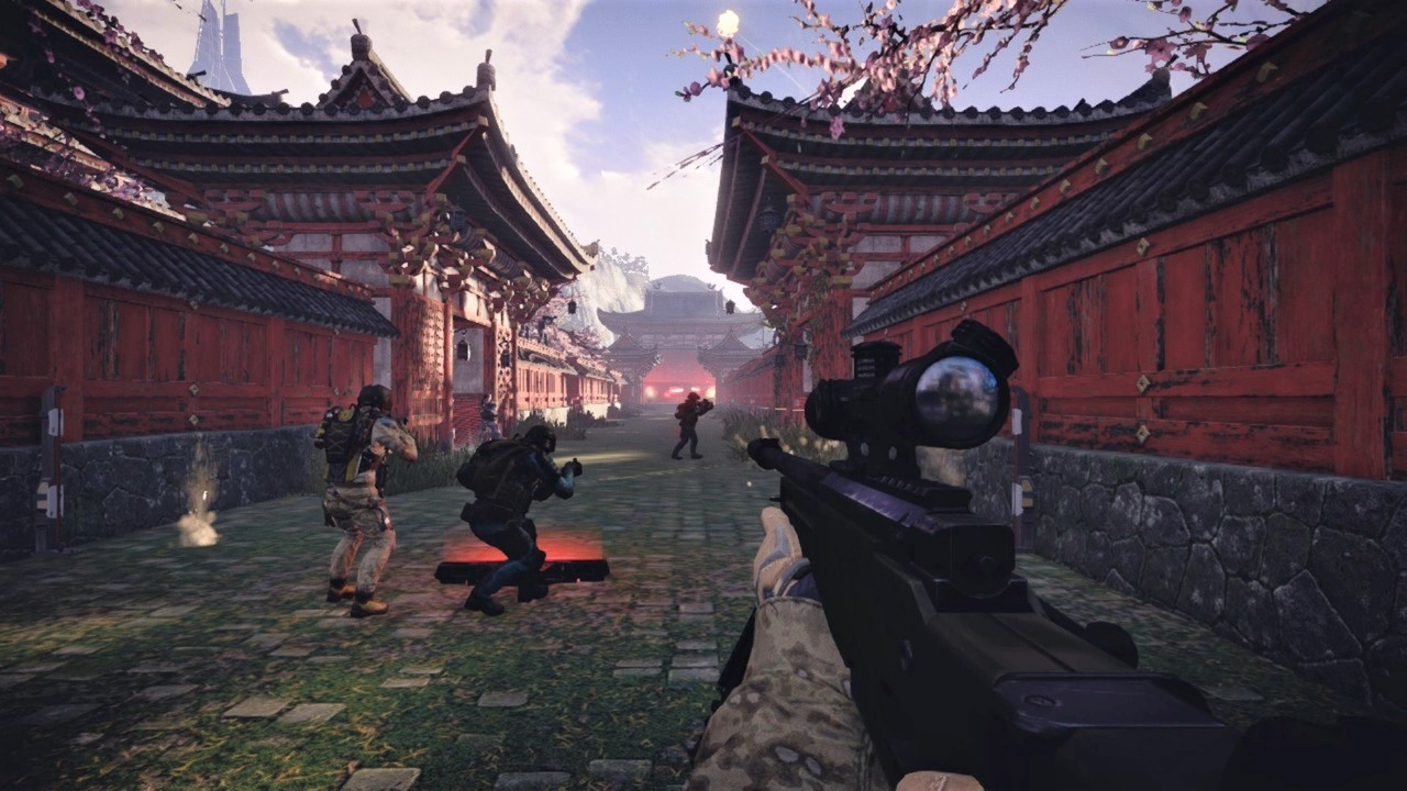 Warface dev team says the Switch port took a year to develop