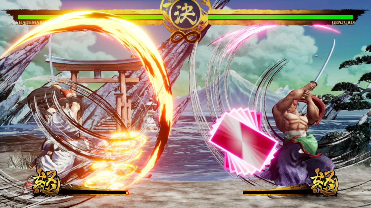 SNK's world-renowned Samurai Shodown strikes Switch today