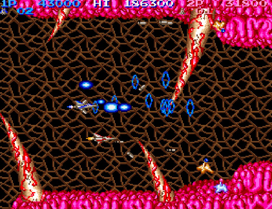 Arcade Archives: Life Force hits Switch on Feb. 27th, 2020