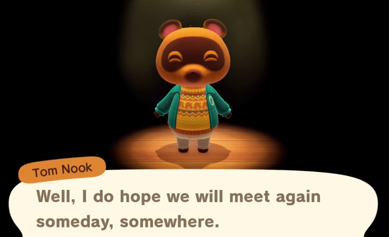 See what it's like deleting a human villager in Animal ...