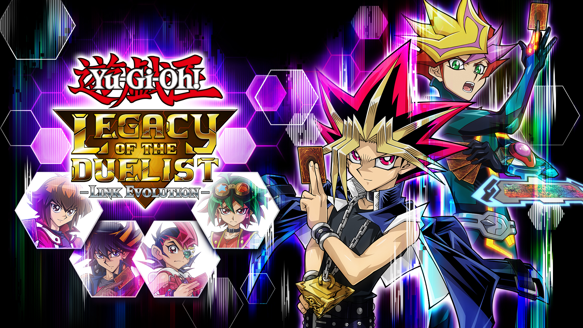 Major update available for Yu-Gi-Oh! Legacy of the Duelist: Link Evolution