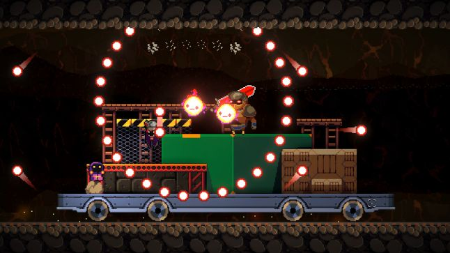 Dodge Roll details the games that inspired Exit the Gungeon