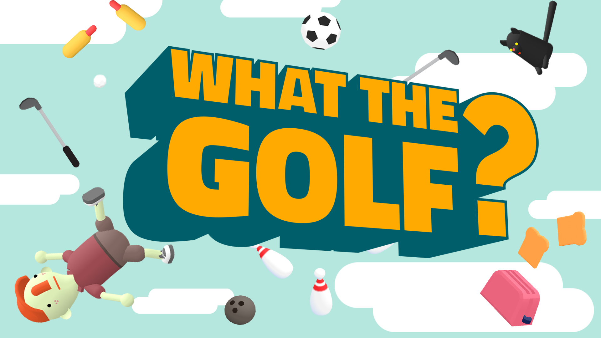 What The Golf - more Switch footage