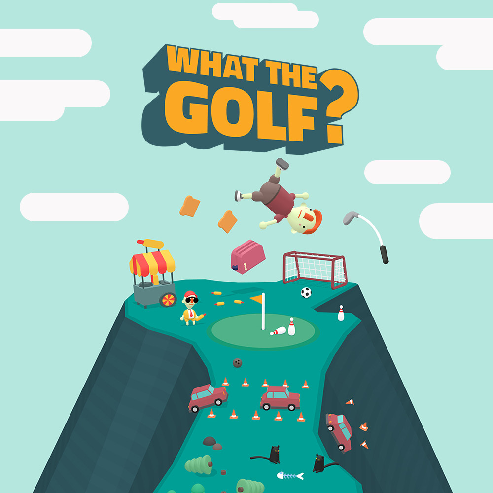 This week's European downloads - May 21 (What The Golf, Golf With Your Friends and more)