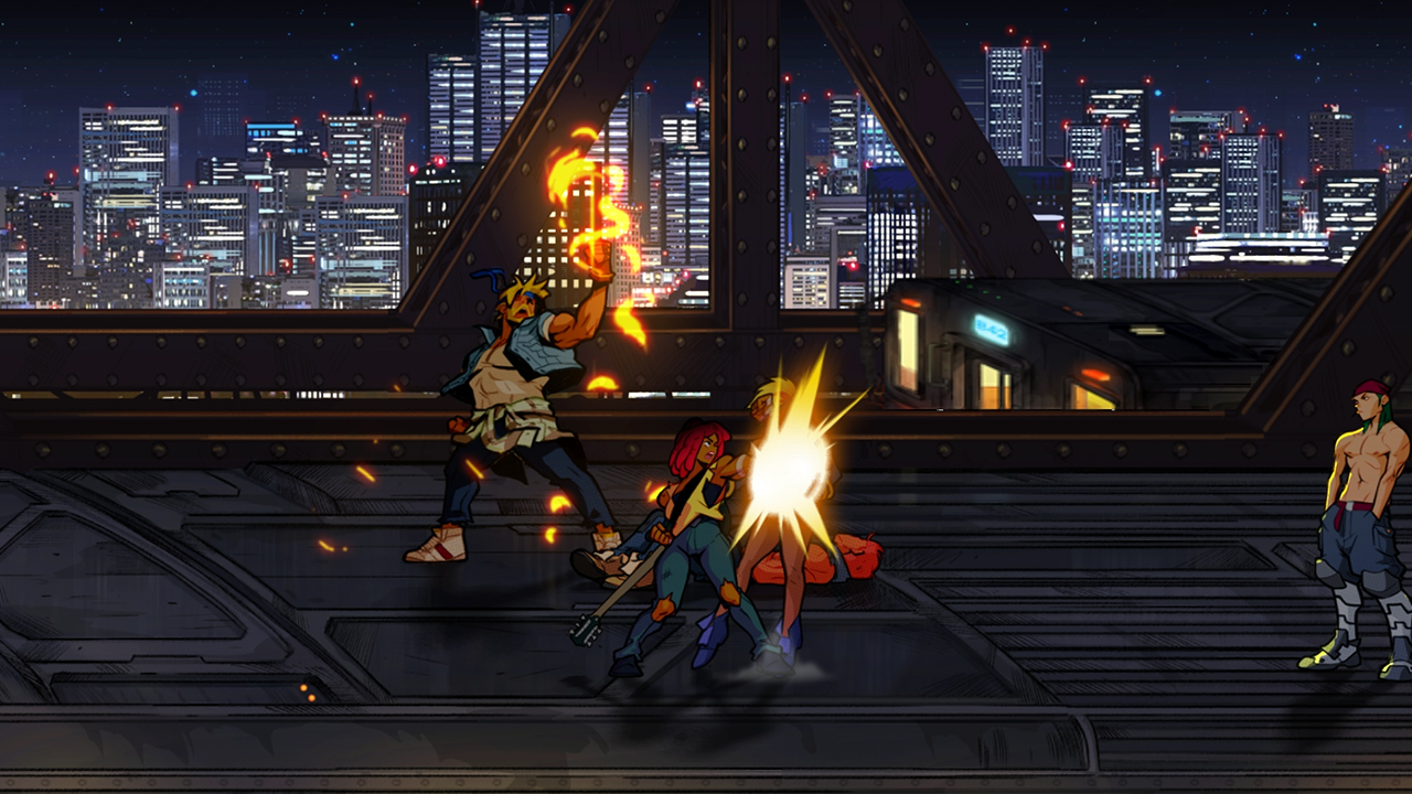 """Dotemu shares insight into Streets of Rage 4's development, says three """"similar projects"""" are in the works"""