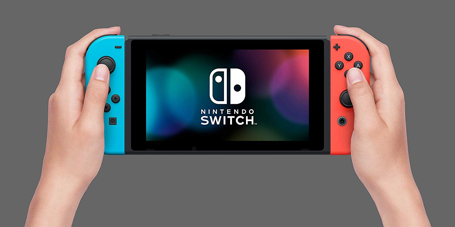 Amazon France adds another round of Switch placeholder listings
