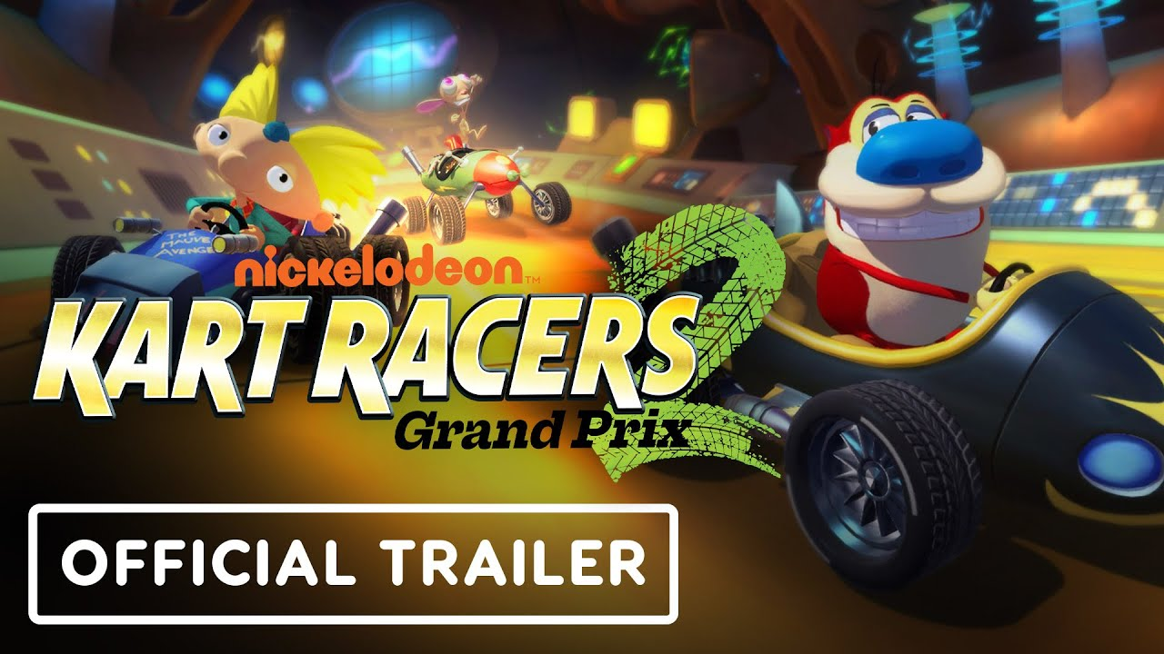 Nickelodeon Kart Racers 2 confirmed for Switch
