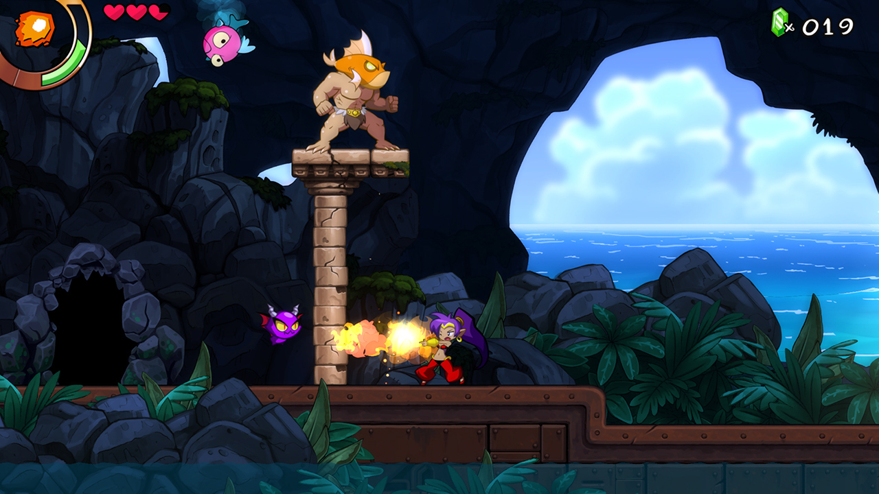 Shantae and the Seven Sirens to get free add-ons