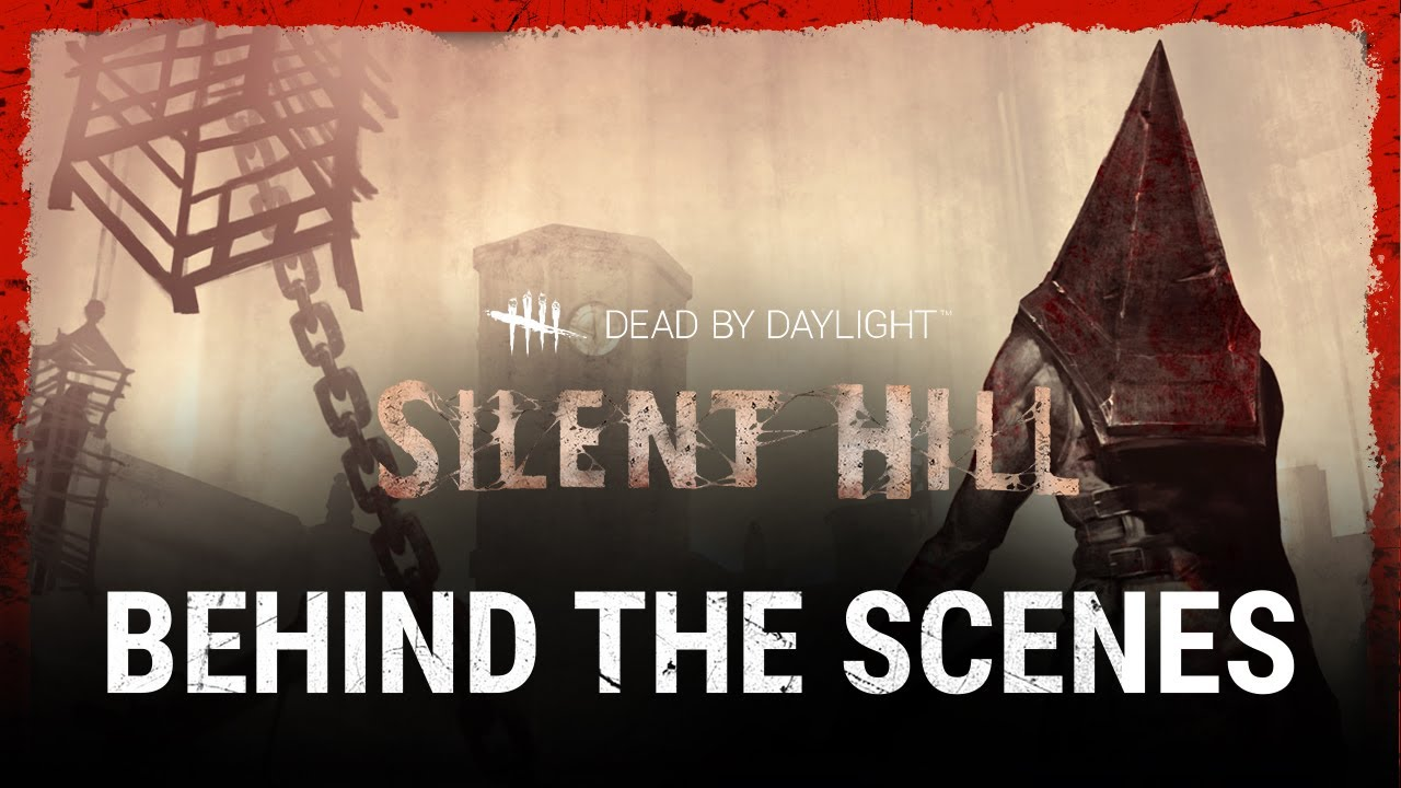 Dead by Daylight x Silent Hill - Art & Design Behind the Scenes