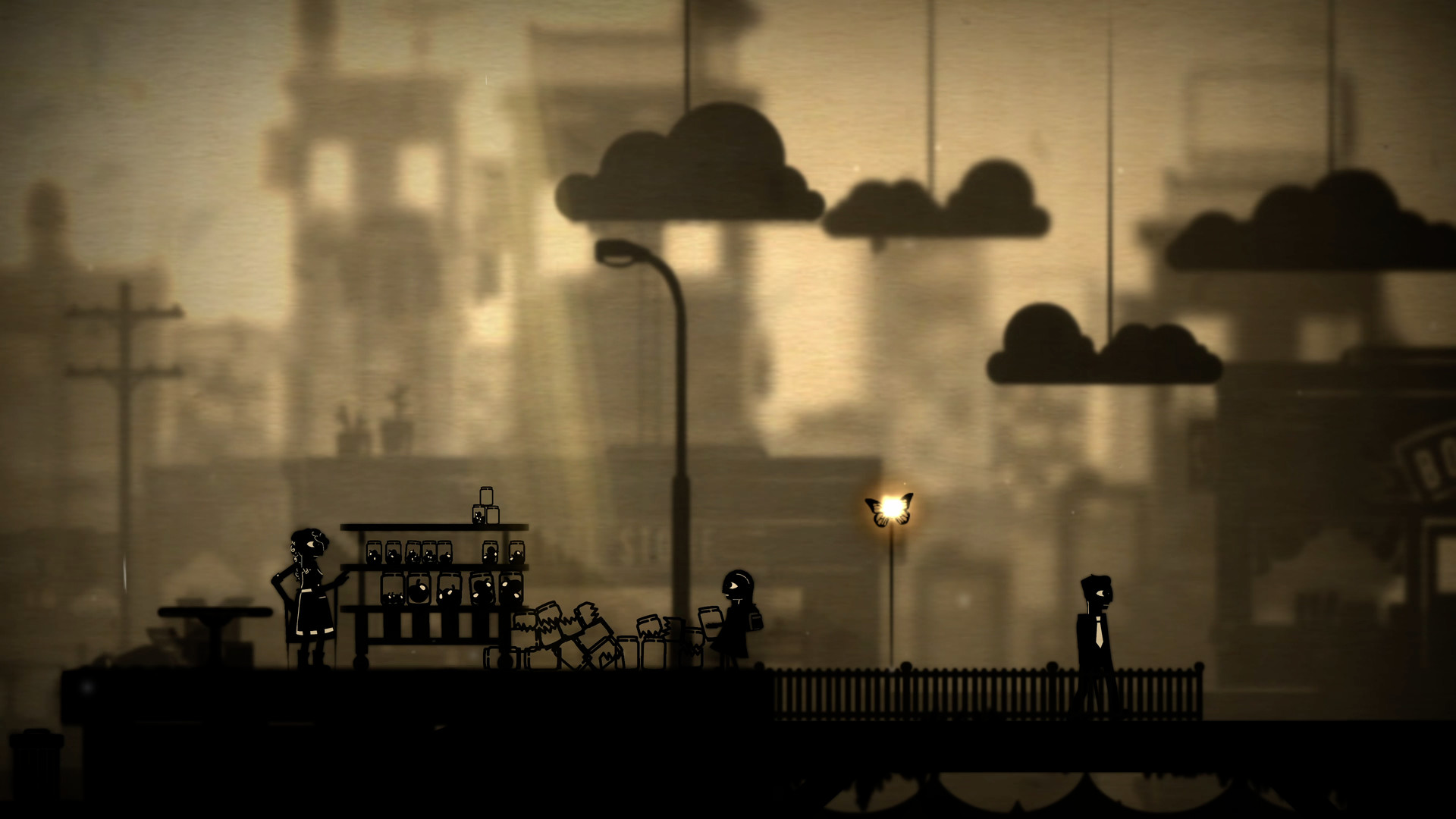 Shadowplay Studios shows off more of Projection: First Light
