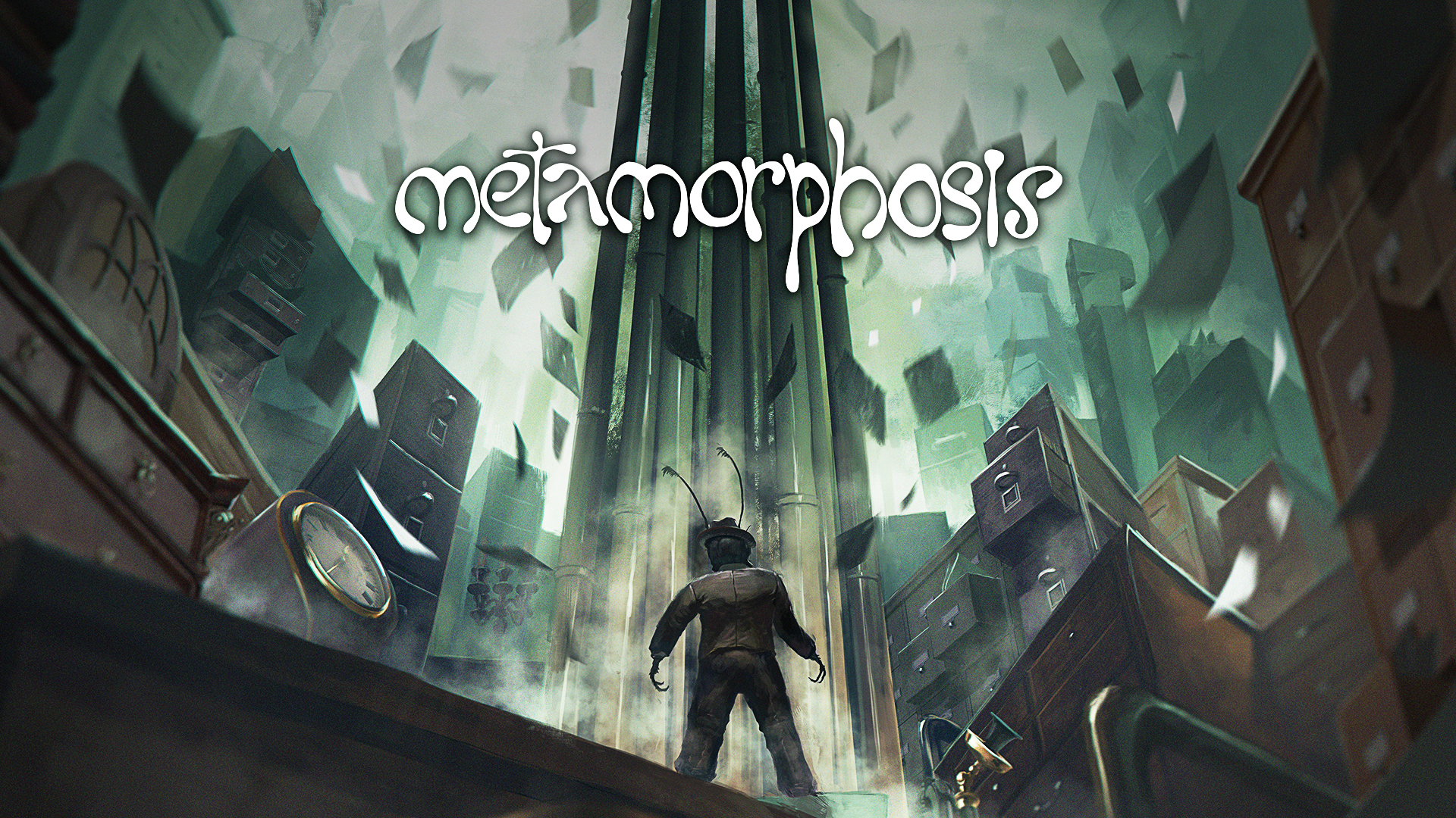 Check out the launch trailer for Metamorphosis