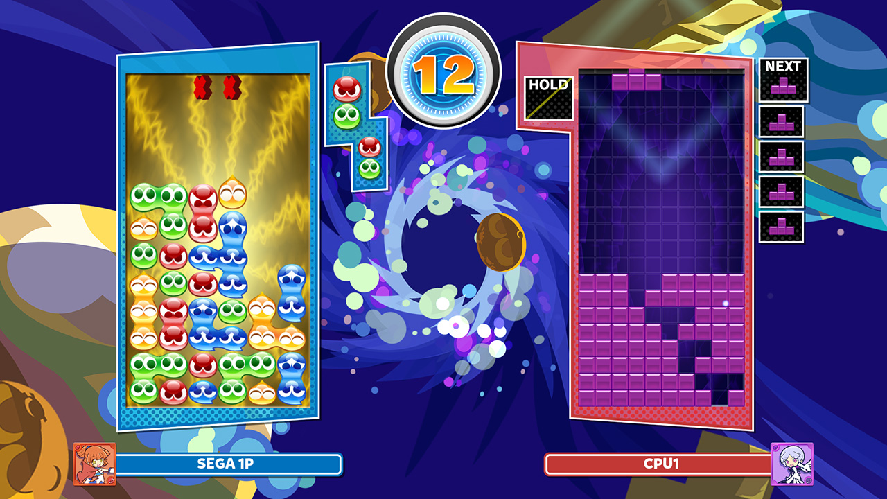 Another Japanese trailer for Puyo Puyo Tetris 2 released