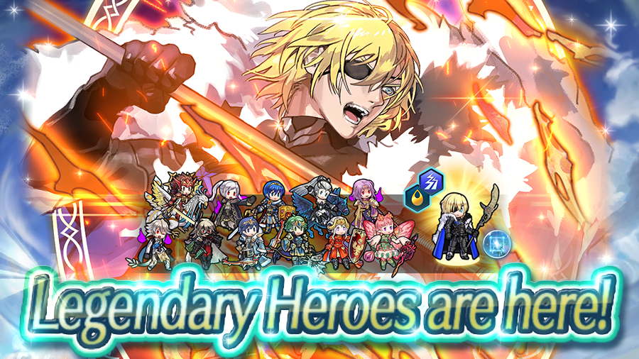 Fire Emblem Heroes - content update for Oct. 30th, 2020