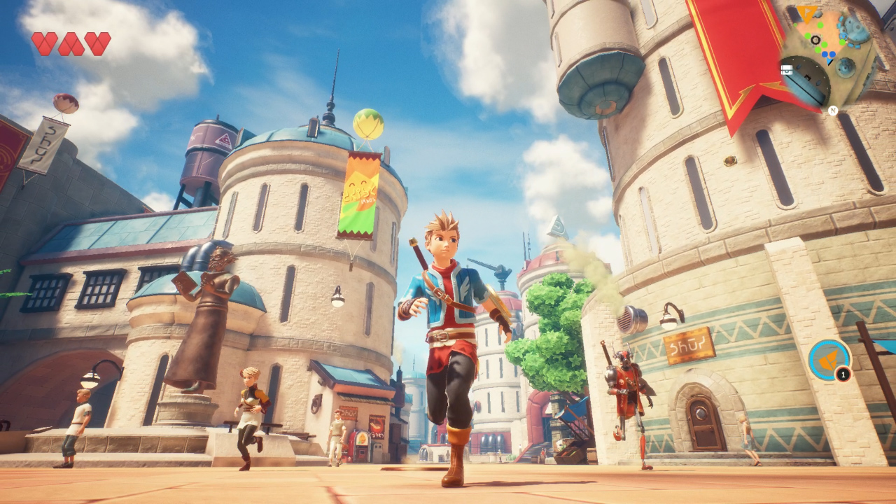 Oceanhorn 2: Knights of the Lost Realm - more gameplay
