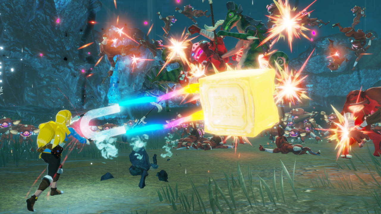 Hyrule Warriors Age Of Calamity Demo Framerate Analysis Best Curated Esports And Gaming News For Southeast Asia And Beyond At Your Fingertips