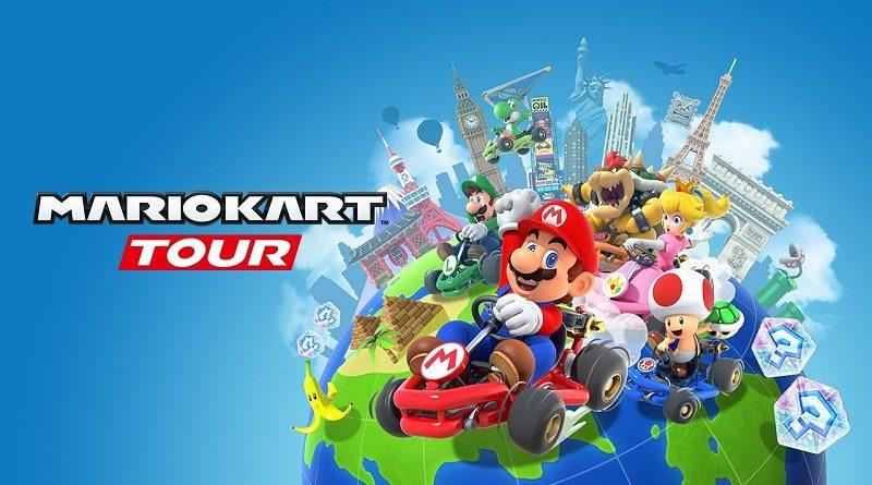 Mario Kart Tour - content update for Dec. 4th, 2020