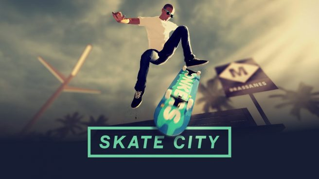 Skate City headed to Nintendo Switch, new trailer