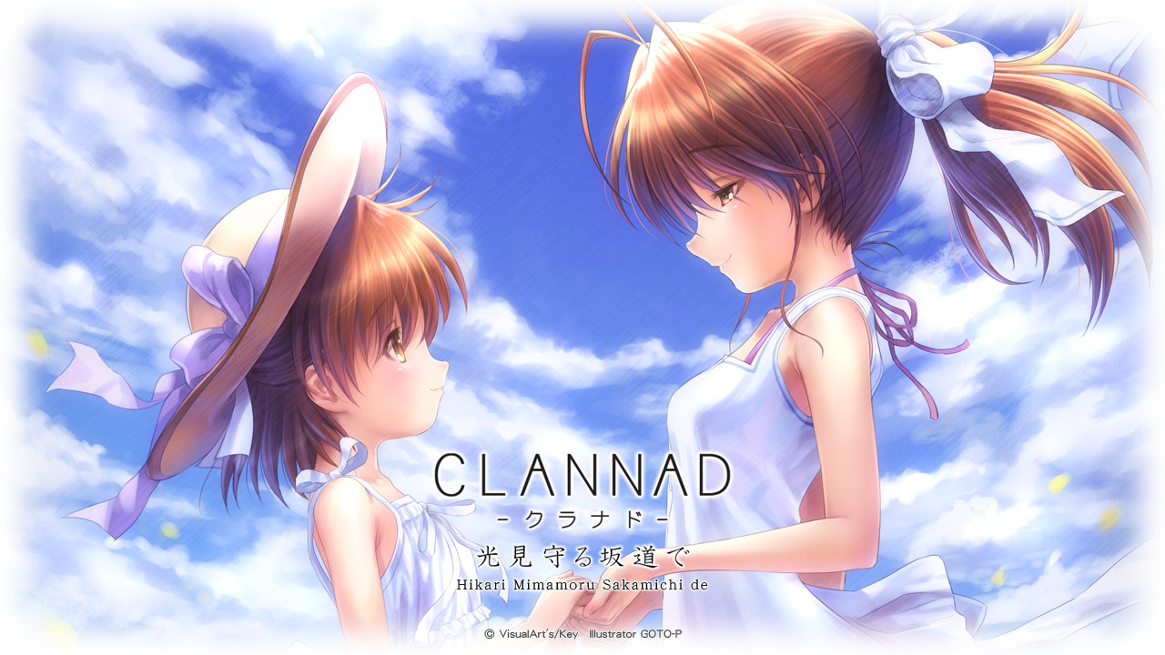 Clannad Side Stories heads to Switch in Japan on May 20th, 2021